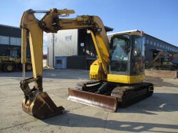 KOMATSU Excavators PC78UU-8  2014
