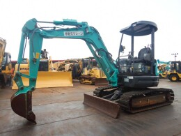 KOBELCO Mini excavators SK30SR-5 2012