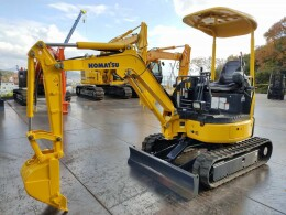 KOMATSU Mini excavators PC20MR-3 2015