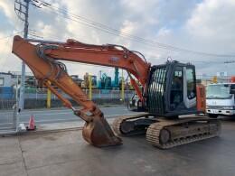HITACHI Excavators ZX135US-3 2010