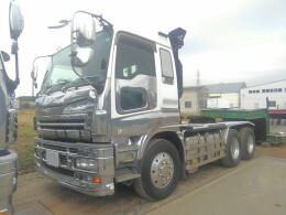 いすゞ トラクター/トレーラー KL-EXZ75J3