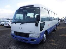 日野 バス BDG-XZB50M 2009年1月