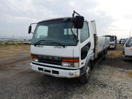 MITSUBISHI FUSO Flatbed trucks KC-FK629K 1997/2