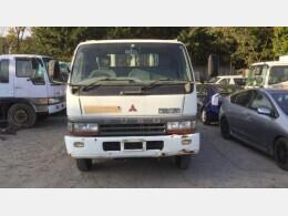 MITSUBISHI FUSO Dump trucks KK-FH21GC 2000/3