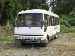 MITSUBISHI FUSO Buses KC-BE459F 1997/2