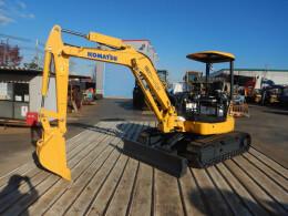 KOMATSU Mini excavators PC40MR-3 2012