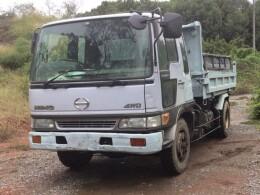HINO Dump trucks KC-FX1JDBA 1996/9