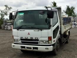 MITSUBISHI FUSO Dump trucks KK-FK71GC 2001/3