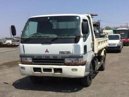 MITSUBISHI FUSO Dump trucks KK-FH21GC 1999/7