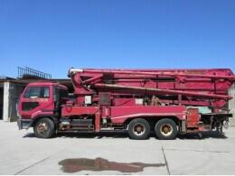 UDトラックス 運搬車両その他 NCP12FB334型コンクリートポンプ車                                                                                                                     1999年7月