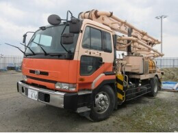 UD TRUCKS Others(Transportation vehicles) NCP11FB264 新潟鉄工所製                                                                                                                     1996/6