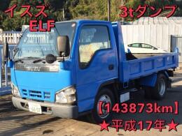 ISUZU Dump trucks PB-NKR81AD 2005/3