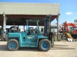 MITSUBISHI Forklifts FD135 1996