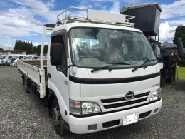 HINO Flatbed trucks BDG-XZU424M 2007/2