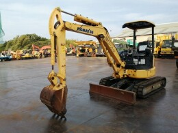 KOMATSU Mini excavators PC35MR-3 2008