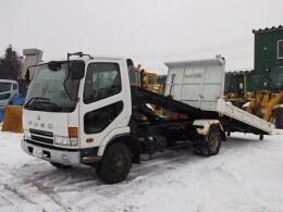 MITSUBISHI FUSO Dump trucks KK-FK71GE 2000/12