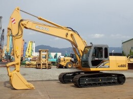 KATO Excavators HD820-6 2016