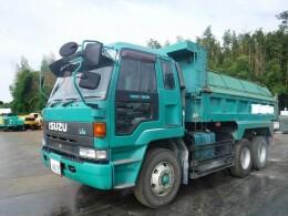 ISUZU Dump trucks U-CXZ72JD 1993/12