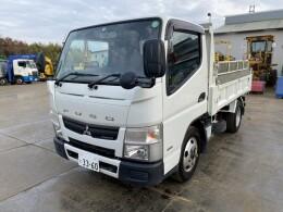 MITSUBISHI FUSO Dump trucks TKG-FBA60 2015/12