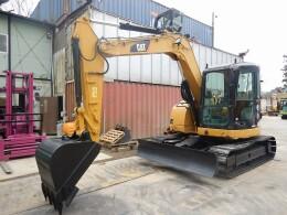 CATERPILLAR Excavators 308D CR-2 2012