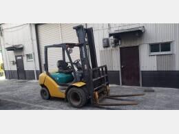 KOMATSU Forklifts FD25C-15 2002