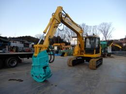 KOMATSU Excavators PC138US-8 2012