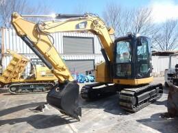 CATERPILLAR Excavators 308E2 CR-E 2016