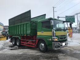 MITSUBISHI FUSO Dump trucks BDG-FV50JY 2007/9