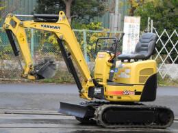 YANMAR Mini excavators SV08-1A 2017