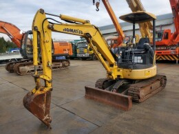 KOMATSU Mini excavators PC30MR-3 2011