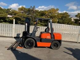 TOYOTA Forklifts 02-6FG35