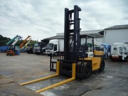 KOMATSU Forklifts FD80-6