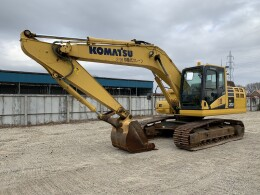 KOMATSU Excavators PC200-10  2015