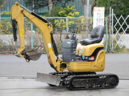 CATERPILLAR Mini excavators 010 CR 2014