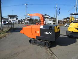 日立建機 環境機械 HW400