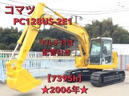 KOMATSU Excavators PC128US-2E1 2006