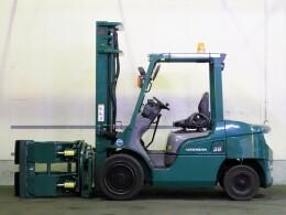 MITSUBISHI Forklifts FD30D 2013