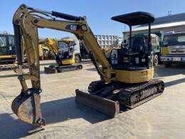 CATERPILLAR Mini excavators 303E CR 2016