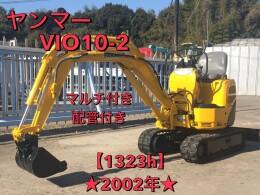 YANMAR Mini excavators ViO10-2 2002
