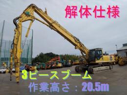 コマツ 油圧ショベル(ユンボ) PC350(LC)-8 2012年