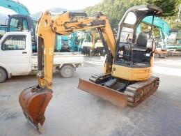 CATERPILLAR Mini excavators 302C SR 2007