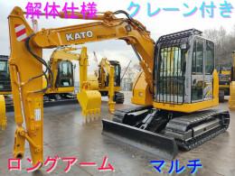 KATO Excavators HD308US-6 2015