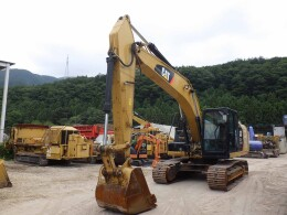 CATERPILLAR Excavators 320E-2 2015