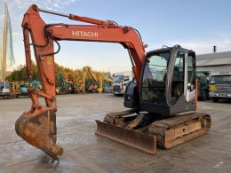 HITACHI Excavators ZX75US-3 2011