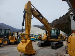CATERPILLAR Excavators 320D-E 2012