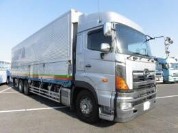 HINO Wing body trucks QKG-FR1EXBG                                                                                                                     2012/11