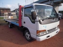 ISUZU Car carrier trucks U-NPR66PVN改                                                                                                                     1993/10