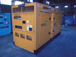 デンヨー 発電機 DCA-300SPM2                                                                         1997年