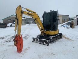 KOMATSU Mini excavators PC30MR-3N1 2015