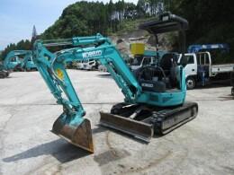 KOBELCO Mini excavators SK20SR-5V 2017